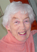 June Rosevear