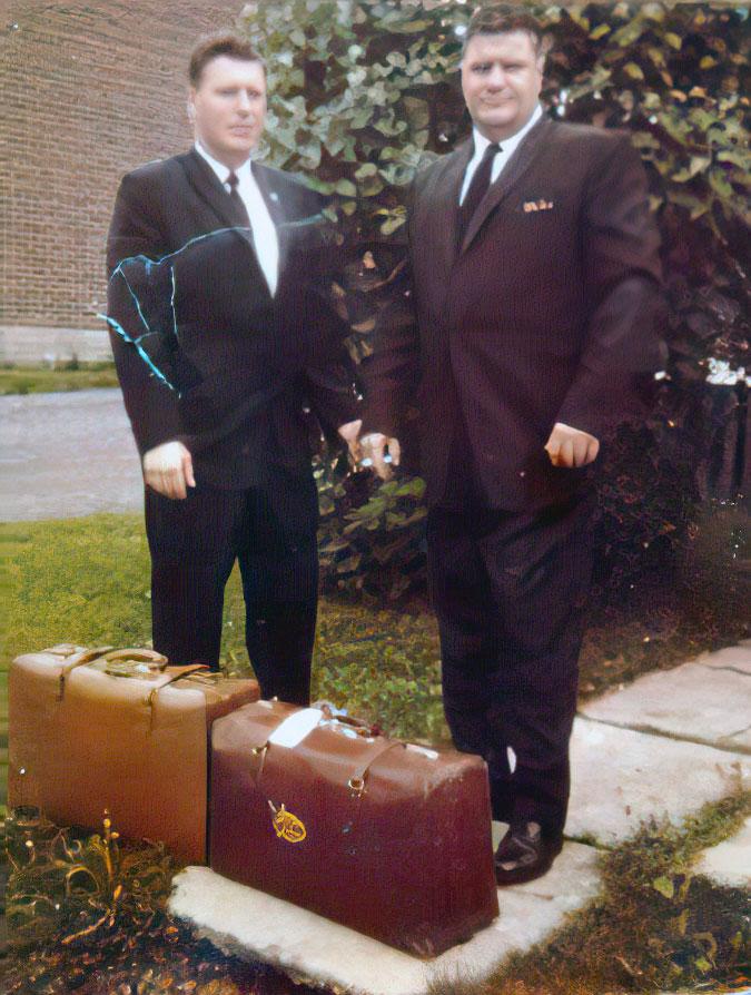 Ross & Doug McCallum - 1961