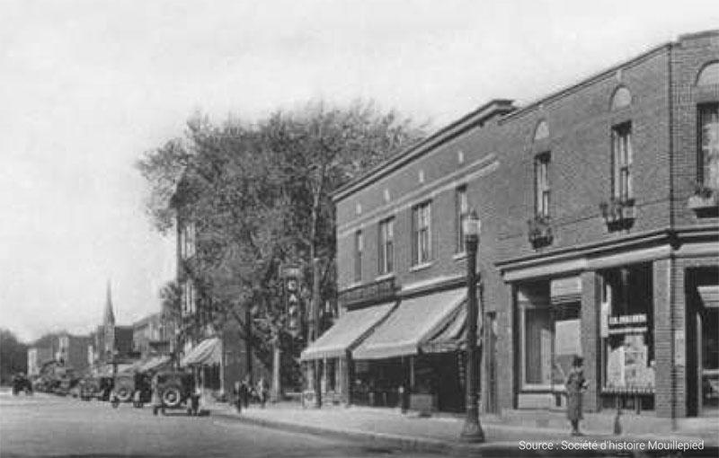 Victoria Ave., St. Lambert